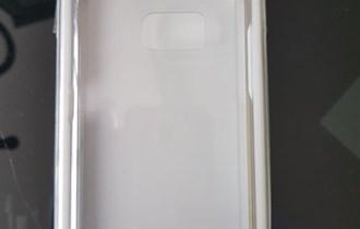 *** ✔ Maska original za Samsung Galaxy S7 Edge Clear Cover ***