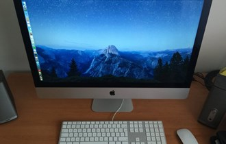 Apple iMac 27 Late-2012, 1000 GB HDD, 8GB RAM