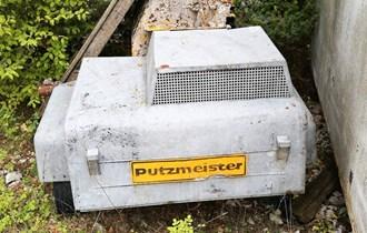 stroj za žbukanje