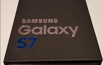 Samsung Galaxy S7 Silver Titannum i Blek Onyx 32.gb.Novo Vakumirano 2.god Garancije t.com Vodo otporan istra.umag