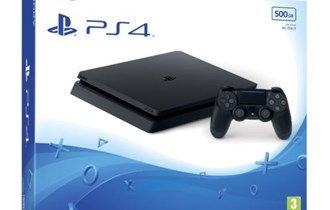 Play station 4 - 500 GB slim