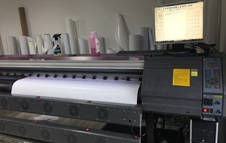 ECO SOLVENT PRINTER 2,20m, WITCOLOR ULTRA STAR 2302S