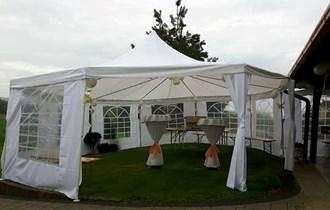 Najam šatora i opreme za proslave i svadbe