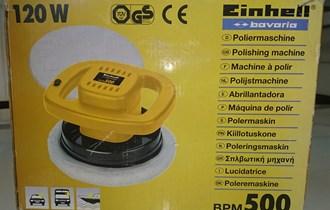 Polirka - mašina za poliranje BPM500 120W