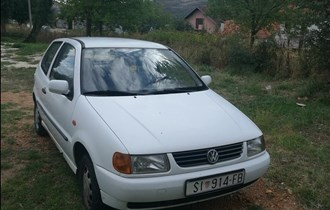 VW Polo 1.0 benzin