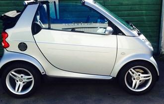 Smart fortwo cabrio Passion CDI Diesel Automatik