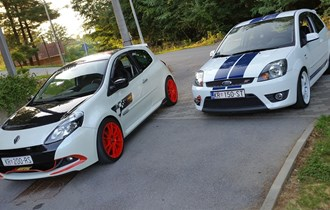 Ford Fiesta ST 2.0 150 CUP