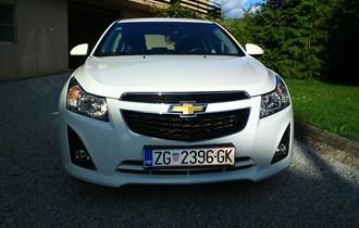 Chevrolet Cruze 1.8 LT+ AUTOMATICSAMO 52000 KM, MOŽE ZAMJENA