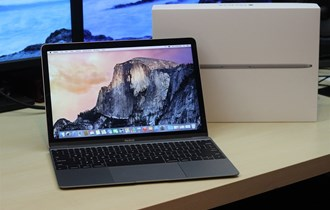 KAO NOV! Apple MacBook 12 Retina - 512GB - Space gray