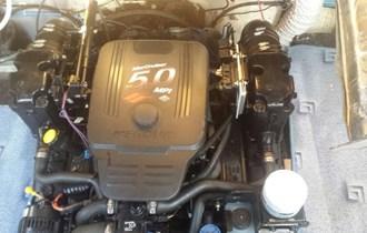Prilika! Brodski motor !  Mercruiser 5.0 MPI  ! NEMA   100  sati rada!!