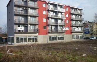 Na prodaju 4 stana: 74, 71, 54, 51 m2
