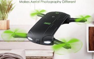 Pametni dron s kamerom wifi i barometrom za zadržavanje visine
