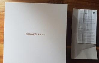 Huawei P9 Lite 24 mj garancija NOVO!!!