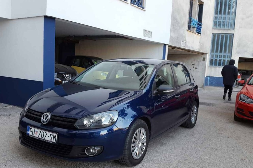 vw golf vi 1 6 tdi bluemotion index oglasi. Black Bedroom Furniture Sets. Home Design Ideas