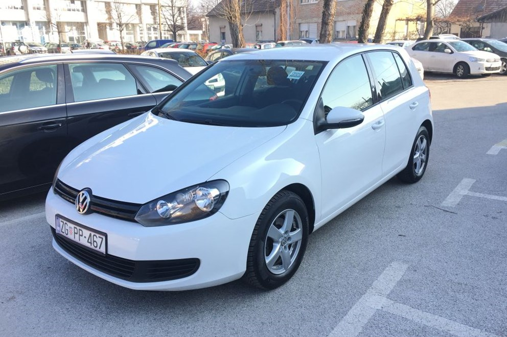 vw golf vi 1 6tdi 105ks bluemotion index oglasi. Black Bedroom Furniture Sets. Home Design Ideas