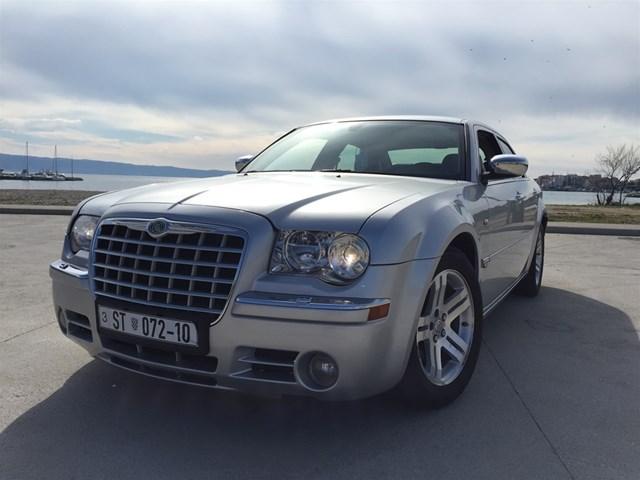 Chrysler 300c 3 0 crd index oglasi for Chrysler 300c crd