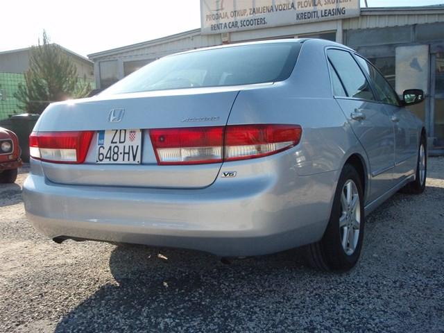 Honda Accord 3 0 V6 Elx Vtec Index Oglasi