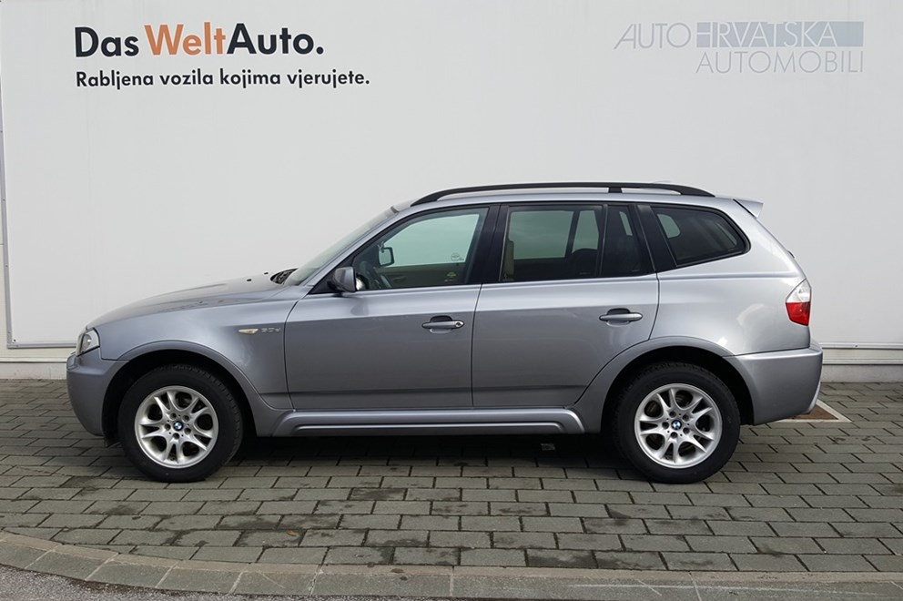 bmw x3 3 0d xdrive m paket index oglasi. Black Bedroom Furniture Sets. Home Design Ideas