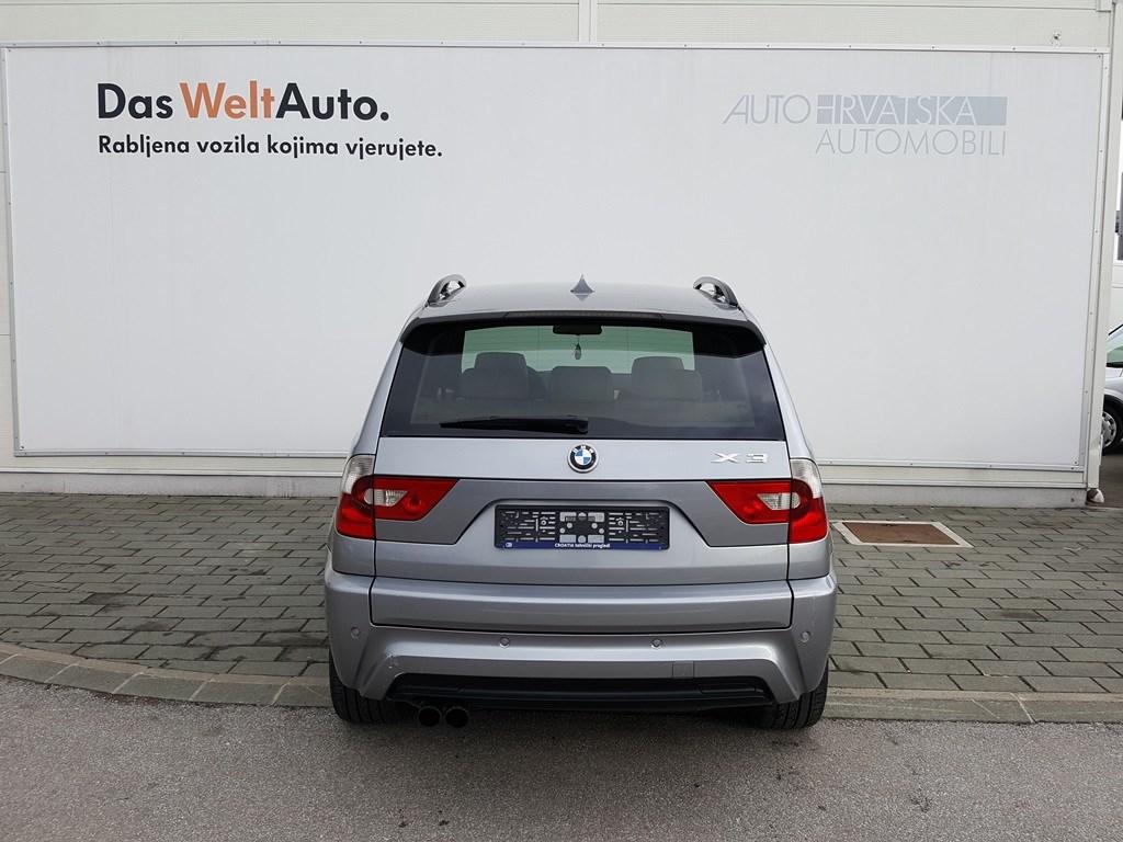 BMW X3 3.0D XDRIVE M PAKET | INDEX OGLASI