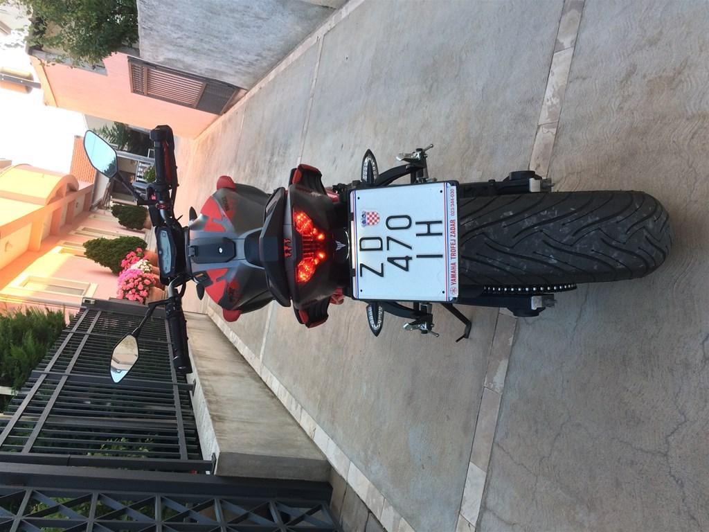 Yamaha Mt 07 Moto Cage 2015 Index Oglasi