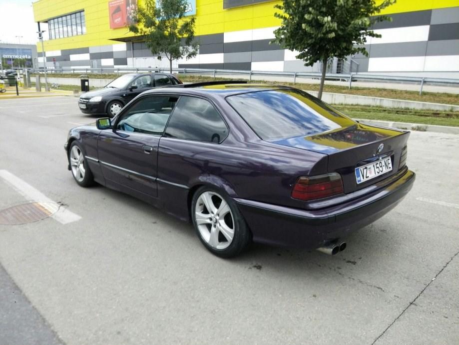 Bmw Serija 3 Coupe 316 Index Oglasi