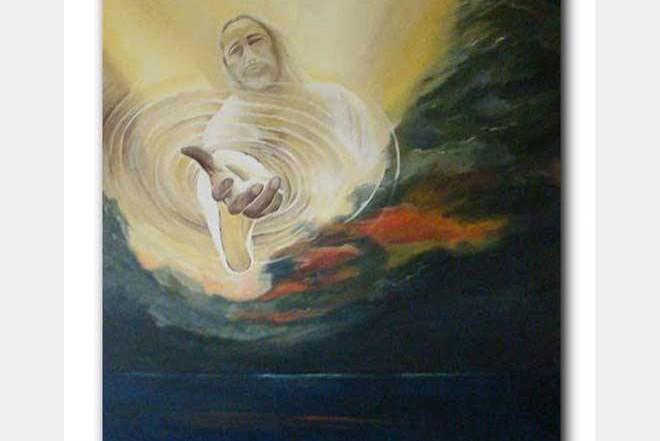 Isus Slika Na Platnu Index Oglasi