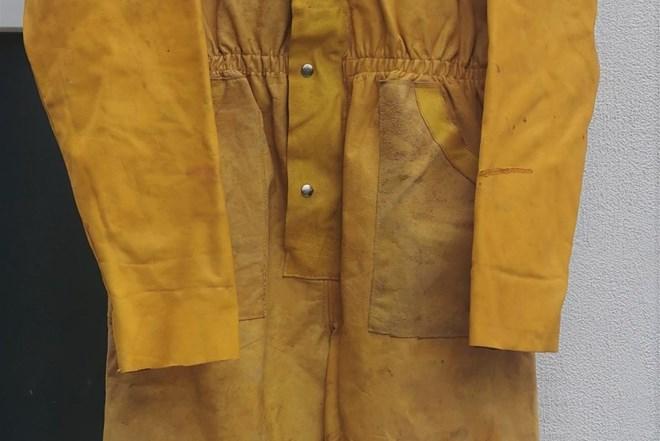 Kožno radno (varilačko) odijelo