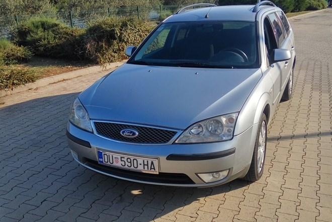 Ford Mondeo Karavan 2.0 TDCI 96 kW, reg do 10/2018