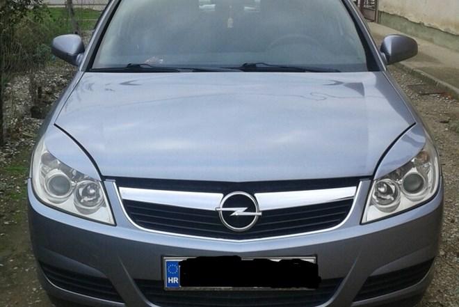 Opel Vectra 1,6 16v