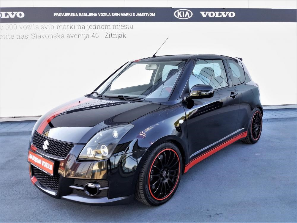 suzuki swift 1 6 sport turbo tuning index oglasi. Black Bedroom Furniture Sets. Home Design Ideas