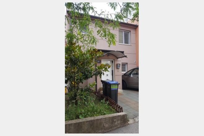 Atraktivna kuća u nizu s vrtom - Črnomerec/ Gornja Kustošija