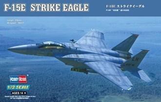 Maketa avion F-15 E Strike Eagle