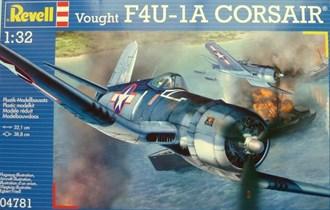 Maketa avion Vought F4U-1A Corsair _N_ 1/32