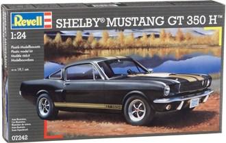 Maketa automobil Shelby Mustang GT 350 H _N_ 1/24