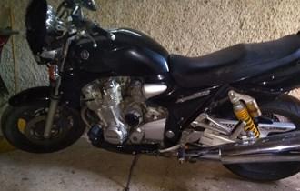 Yamaha xyr 1300
