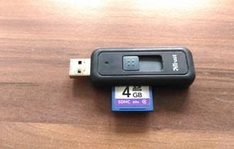 USB-SD adapter