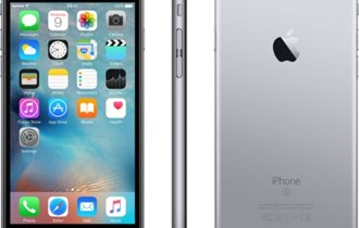 Apple iPhone 6S 16GB Space Gray; /A