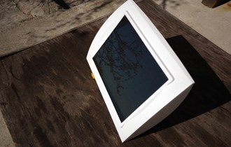 Mali solarni panel punjač