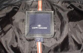 TOM TAILOR muška kožna jakna L