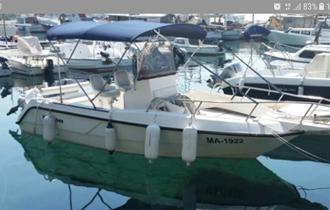 Tenda za plovila inox BIMIN