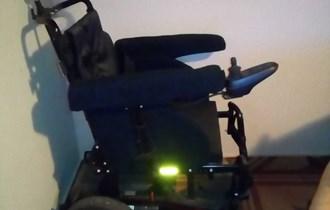 Invalitska kolica otto box b400