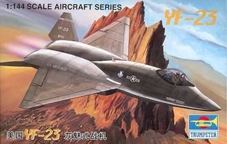 Maketa avion USAF YF-23 1/144