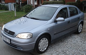 Opel Astra Classic 1.4 16 V, reg. do 06/2018, klima, servisna, garažirana, 113000 km original - potvrda s tehničkog pregleda, vlasnik vozila...