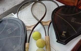 Reketi marke KUEBLER racket