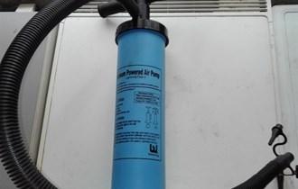 Pumpa za Luftice za plazu