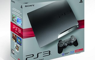 PlayStation 3 Slim 250GB + Joystick