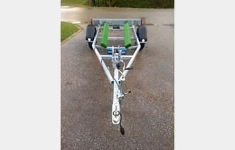Prikolica trailer za jet ski, trajno registrirana, SPLIT