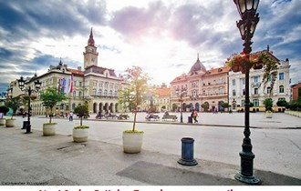 Zagreb - Osijek - Novi Sad prevoz putnika