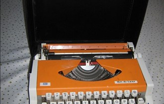 pisača mašina UNIS sa koferom