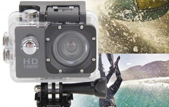 2.0 Ultra Full HD 1080P Waterproof Action Camcorder